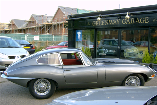 E-Type FHC 4.2 Series 1