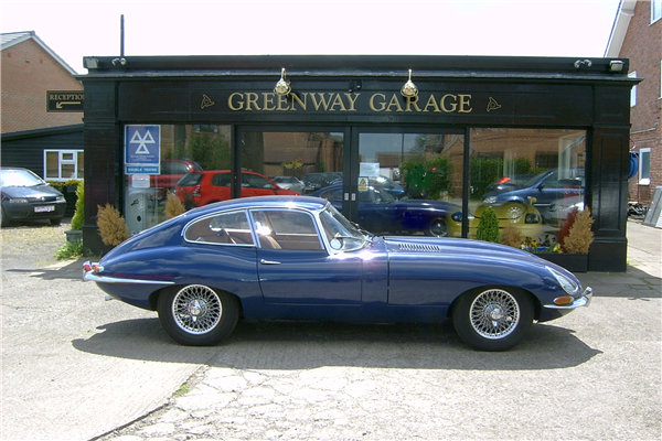 E-Type FHC Series 1
