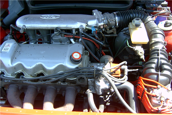 Ford Escort 1.6i-engine