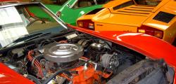 Covette engine
