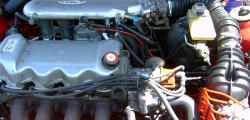Ford Escort 1.6i-engine