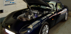 TVR - engine